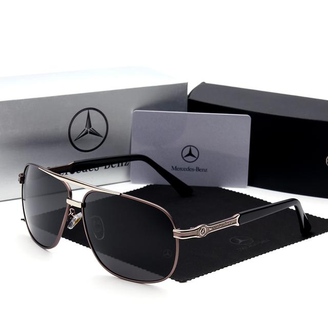 2018 Brand Designer HD Polarized Oculos fashion Men women Sunglasses UV400 Protection Sun Glasses male driving eyewear with box