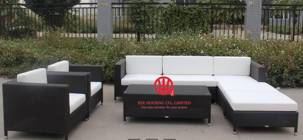 Synthetic Elegant Rattan Furniture Sectional Outdoor,F-leisure Ways Rattan Sofa Furniture,luxury Rattan Outdoor Furniture