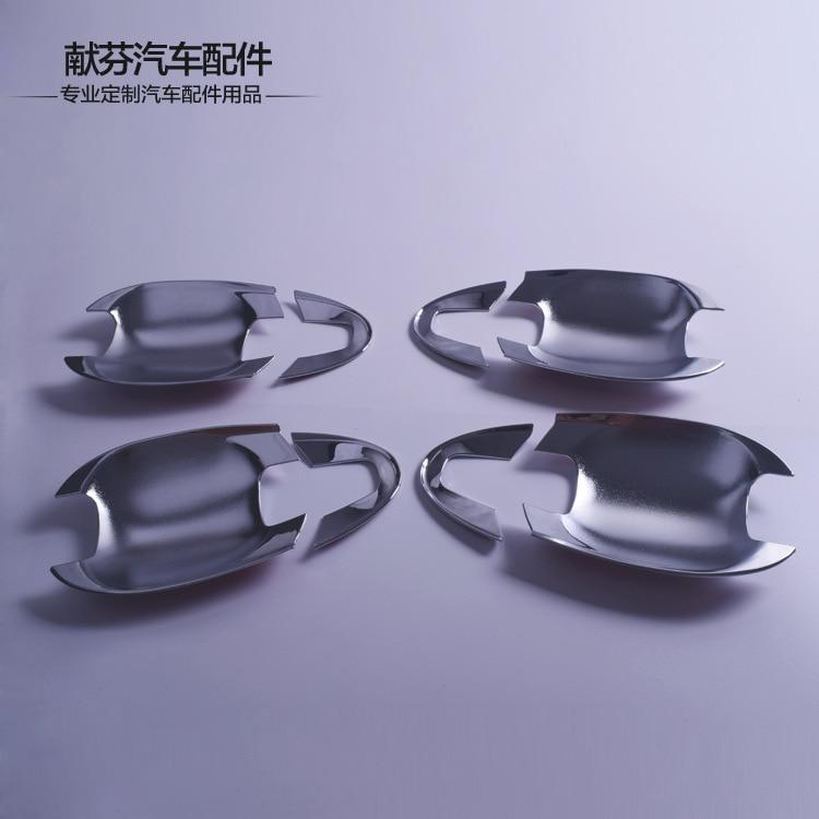 For Toyota Wish 2009-2017 Door Bowl Cover 4pcs/set