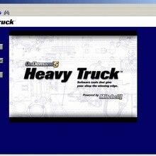 Программное обеспечение mitchell heavy tuck reapir на cd