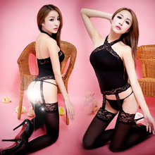 Sexy Lingerie Hot Lace Sexy Babydolls Costumes Bodysuit Teddy Erotic Lingerie Sexy Underwear Sleepwear Bodystocking Sex Products