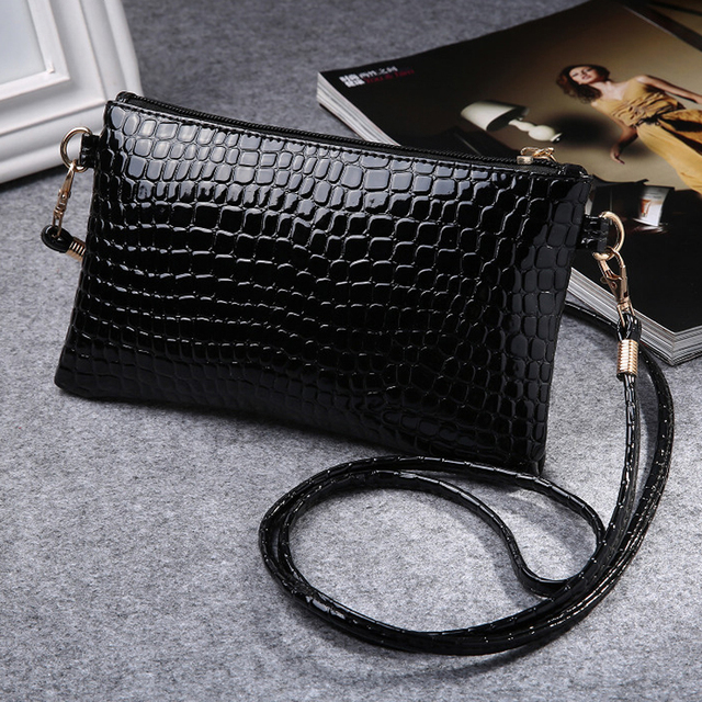 2017 New PU Leather Women Messenger Bags Tassel Crossbody Bag Female Fashion Shoulder Bags for women Clutch Small Handbags