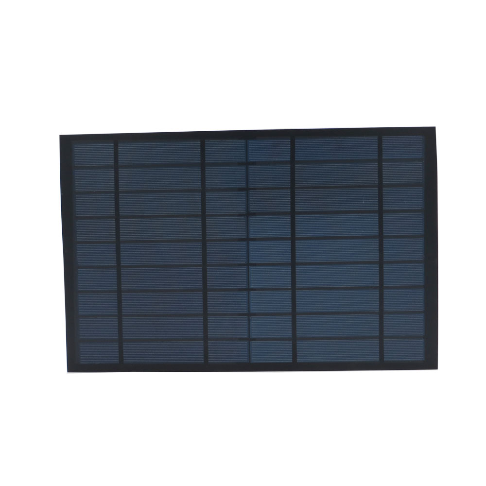 10 Watt 9 V 1.1A Solar Panel Tragbare Mini Sunpower DIY Modul Panel System Für Solar Lampe Batterie Spielzeug Handy-ladegerät zellen