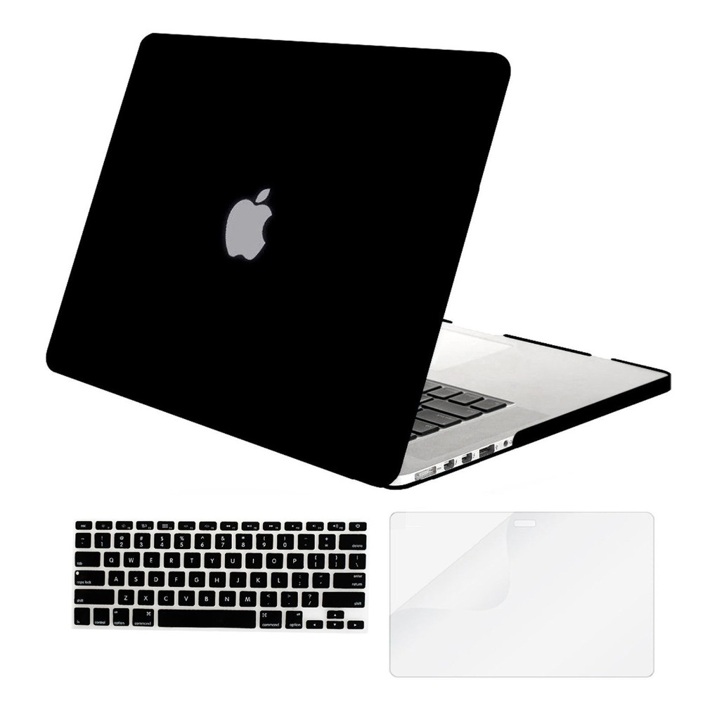 все цены на Mosiso Protector Shell Case for Apple Macbook Air 13 Pro Retina 2017 2016 Replace Laptop Carrying Case Mac Pro 13 2015 2014 2013 онлайн
