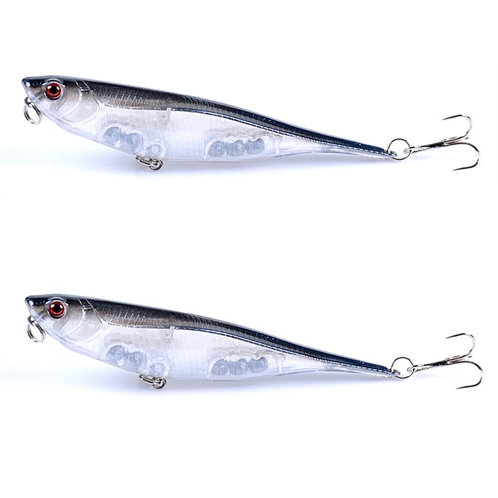 1pcs Floating Pencil Bait 10cm/9.9g Jerkbait Artificial Plastic Hard Bait Crankbait Bass Fishing Wobblers Carp Fishing Tackle