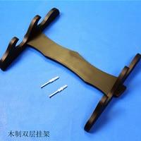 Sword knife bracket one/Three Layers Decoration Wall knife holder Sword Katana Holder Bracket Rack Display shipping free