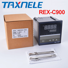 220V Oven Temperature Controller REX-C900 C900 Thermocouple PT100,K Universal In
