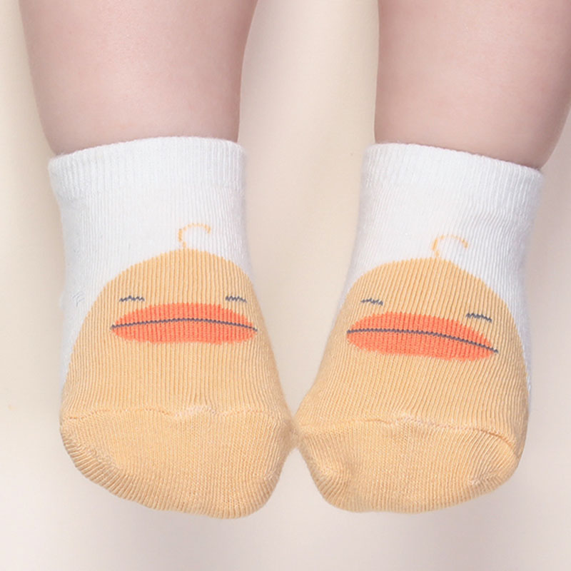 FleißIg Hot!!! Cartoon Baby Socken Frühling Herbst Baumwolle Nette Non-slip Socke Jungen Mädchen Neugeborenen Bebe Weichen Boden Tragen Für 1-3 Jahre