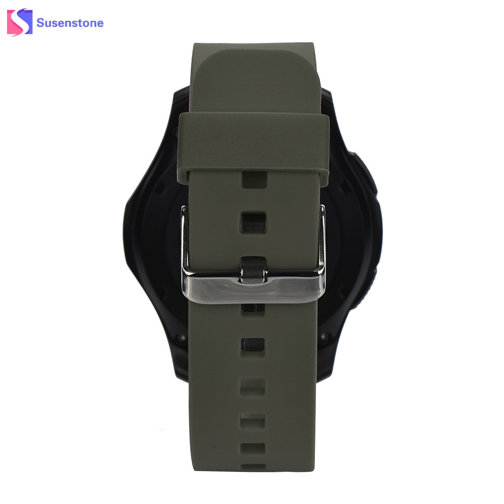 Hot Sale Rubber Silicone Strap Replacement Watch Band + Lugs Adapters For Garmin Fenix 3 Watchbands Casual Sport Watchband 22mm width outdoor sport watch band easy fit silicone strap watchband for garmin band silicone band for garmin fenix 5