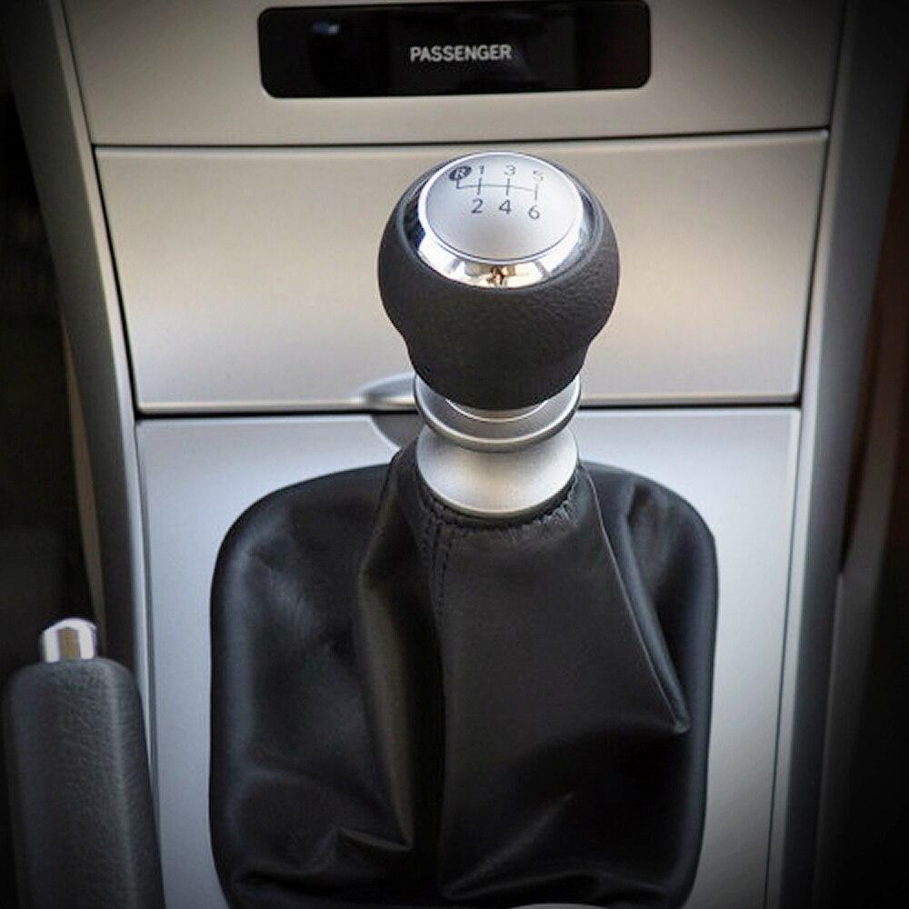 Gear Shift Knob,Car 6 Speed Gear Shift Lever Knob Head for Toyota Corolla 1.8MT YARIS AURIS AYGO AVENSIS VERSO RAV4 URBAN CRUISER