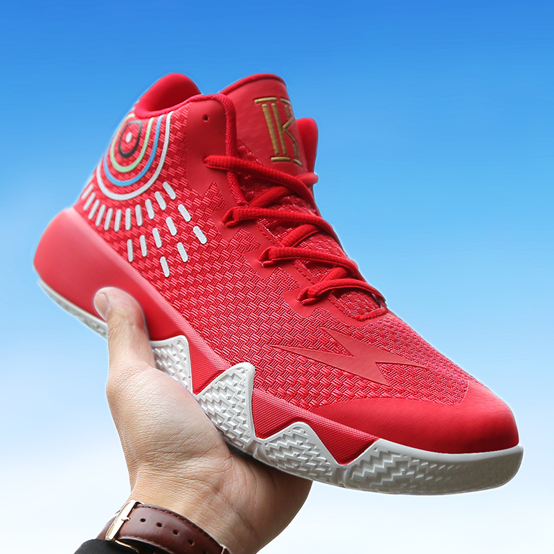 buy popular 7605b a7d87 US $29.28 |2019 New Profession Men Basketball Sneakers Basketball Shoes For  Men Jordan Retro Shoes Lebron James Sneakers Red Blue Big Size-in ...