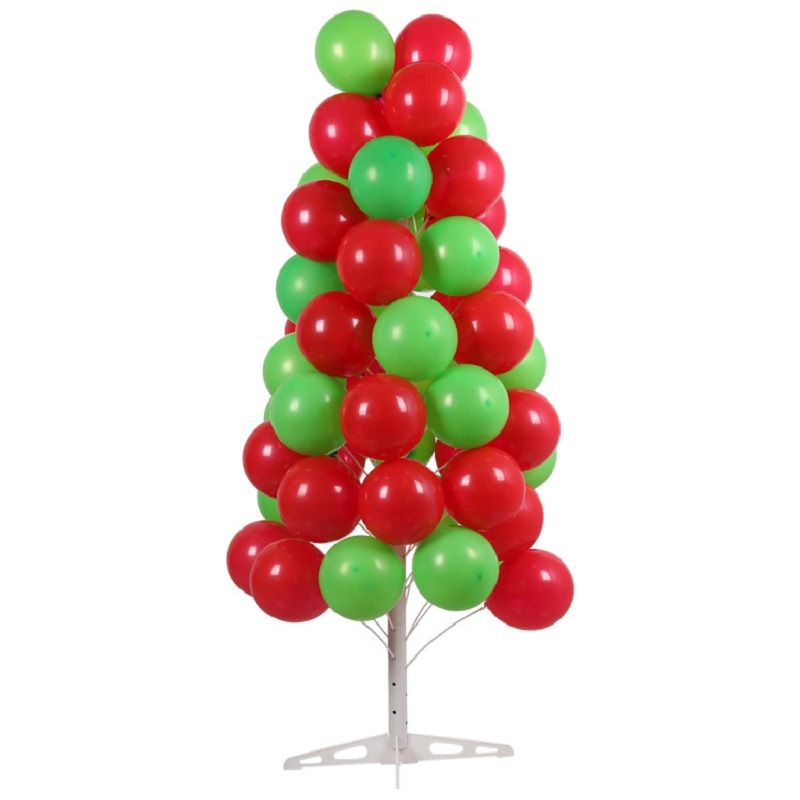 1 Set Balloon Tree Display Stand Party Decoration Stable Birthday Party Decoration Wedding Display Tree Christams Tree