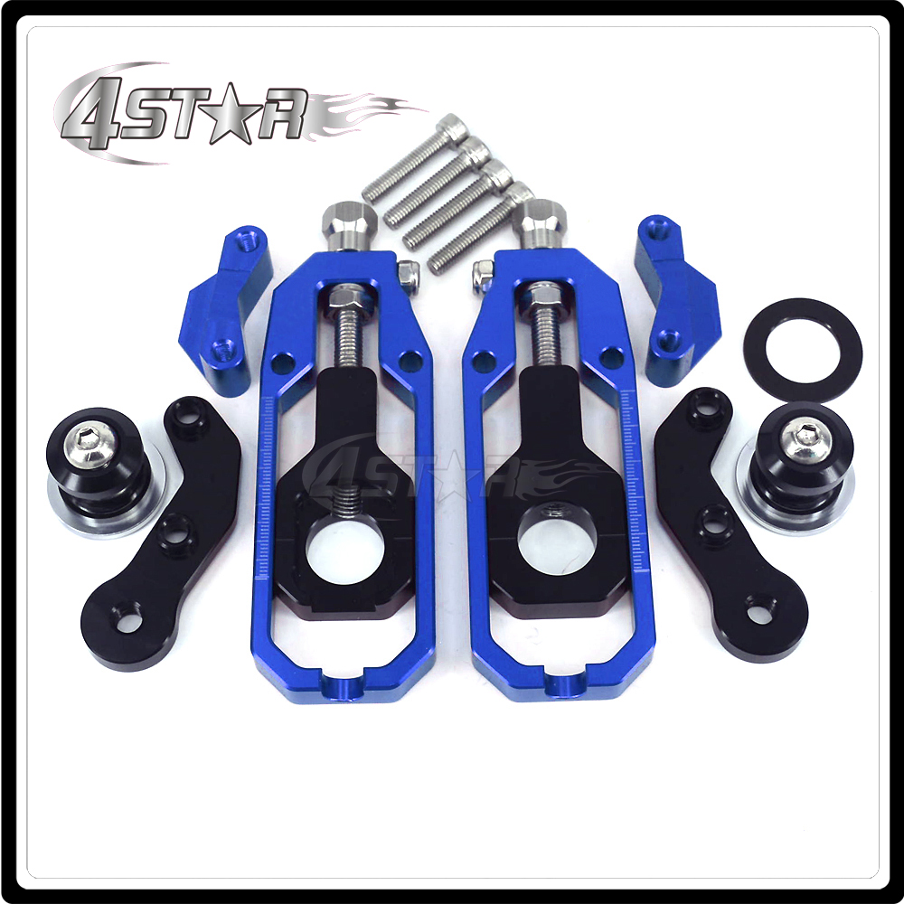 CNC Chain Adjusters Tensioners With Spool Fit for KAWASAKI ZX-10R ZX10R ZX 10R 2008-2010 2008 2009 2010 08 09 10 Motorcycle the new motorcycle bike 2006 2007 2008 2009 2010 2011 kawasaki zx 10r zx10r zx 10r knife brake clutch levers cnc