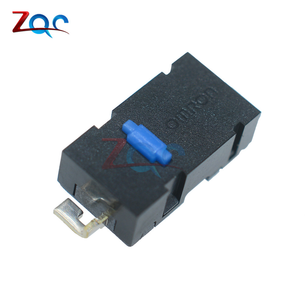 Original Omron mouse micro switch mouse button blue dot for Anywhere MX Mouse Logitech M905 replacement ZIP wallet