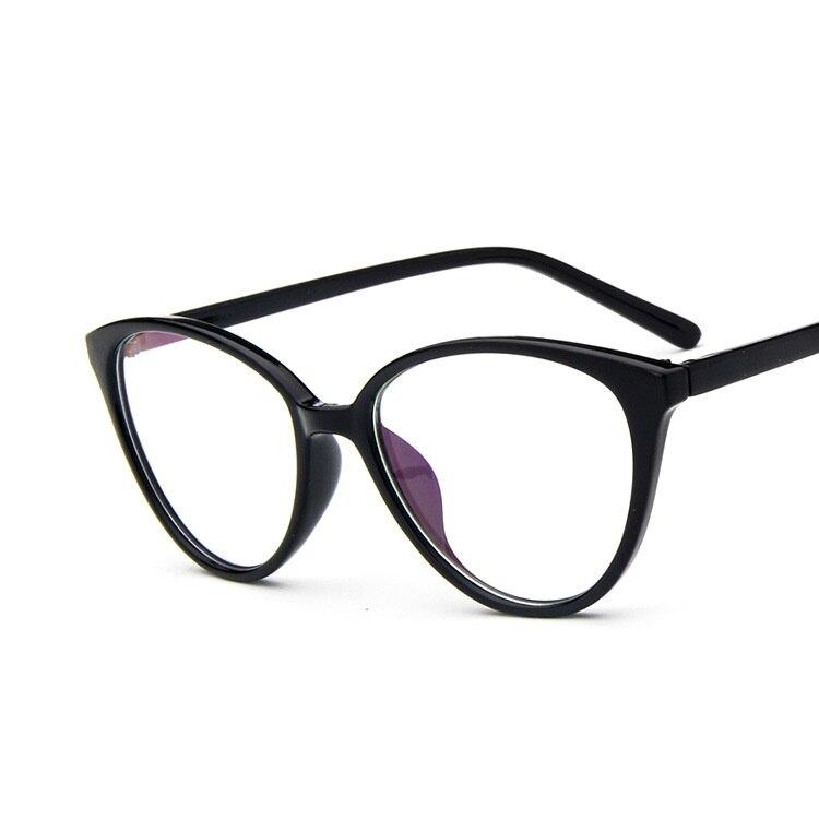 Luz Retro Olho de Gato Designer de Óculos de Armação Das Mulheres Dos  Homens Óculos de Computador Óculos de Armação de óculos Ópticos oculos de  grau H63 225a52c555