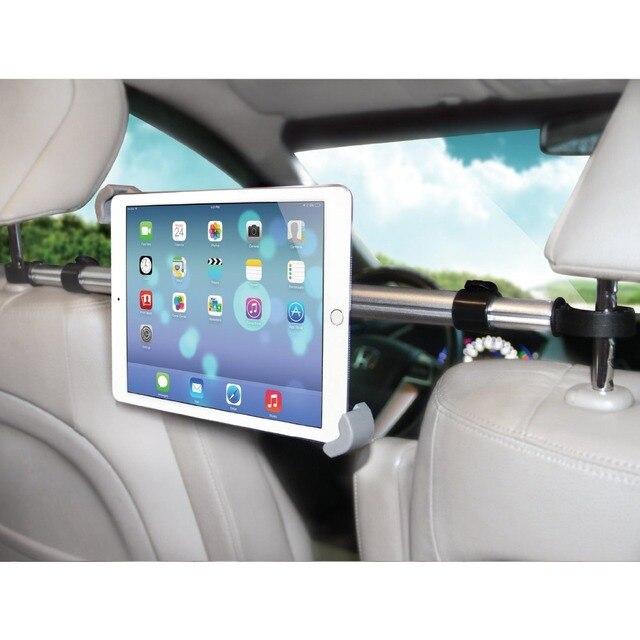 """O envio gratuito de New Universal 7-10.1 """"assento de carro de volta encosto de cabeça montar titular suporte tablet suporte para para ipad tablet com o dom gratuito"""