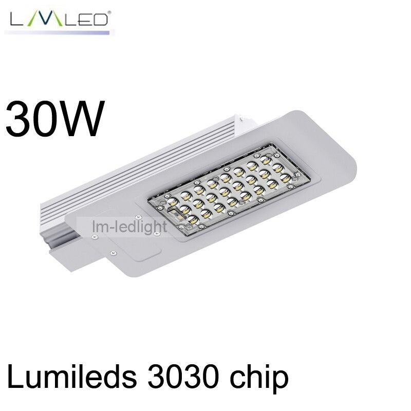 AC85-265V IP 67 LED Streetlight 30W LED Street Light Outdoor Garden Park Square Lighting Fixture