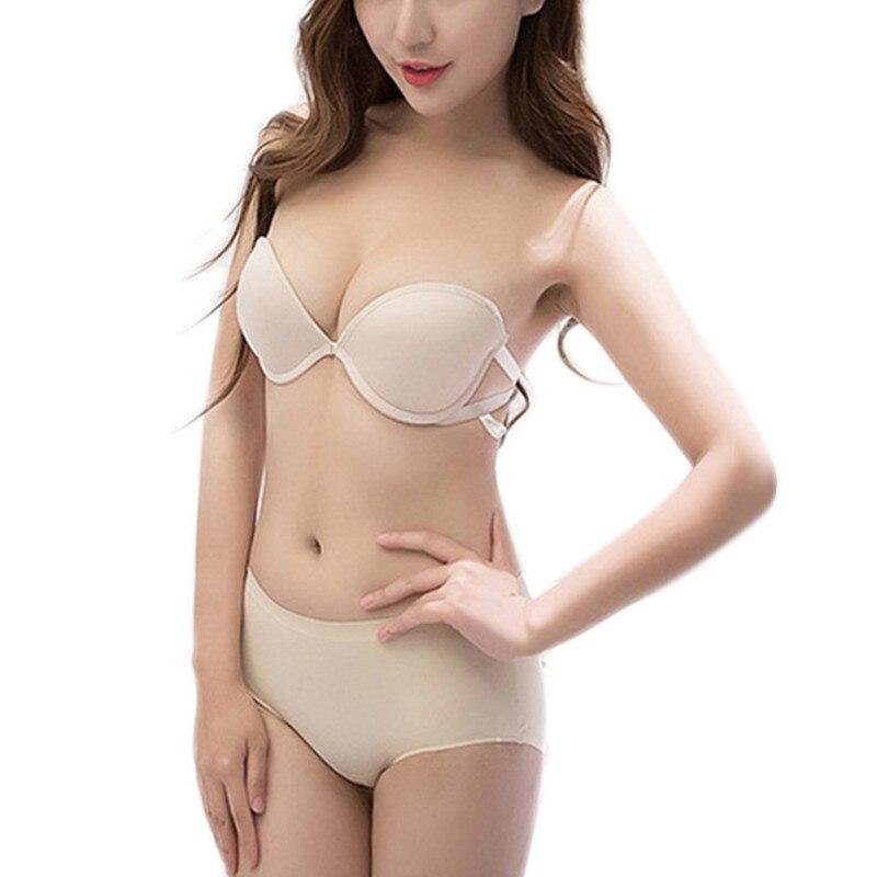 Cozy Smooth Women   Bra   &   Brief     Sets   2018 New Fashion Push Up   Bras     Sets   women Intimates Underwear   sets