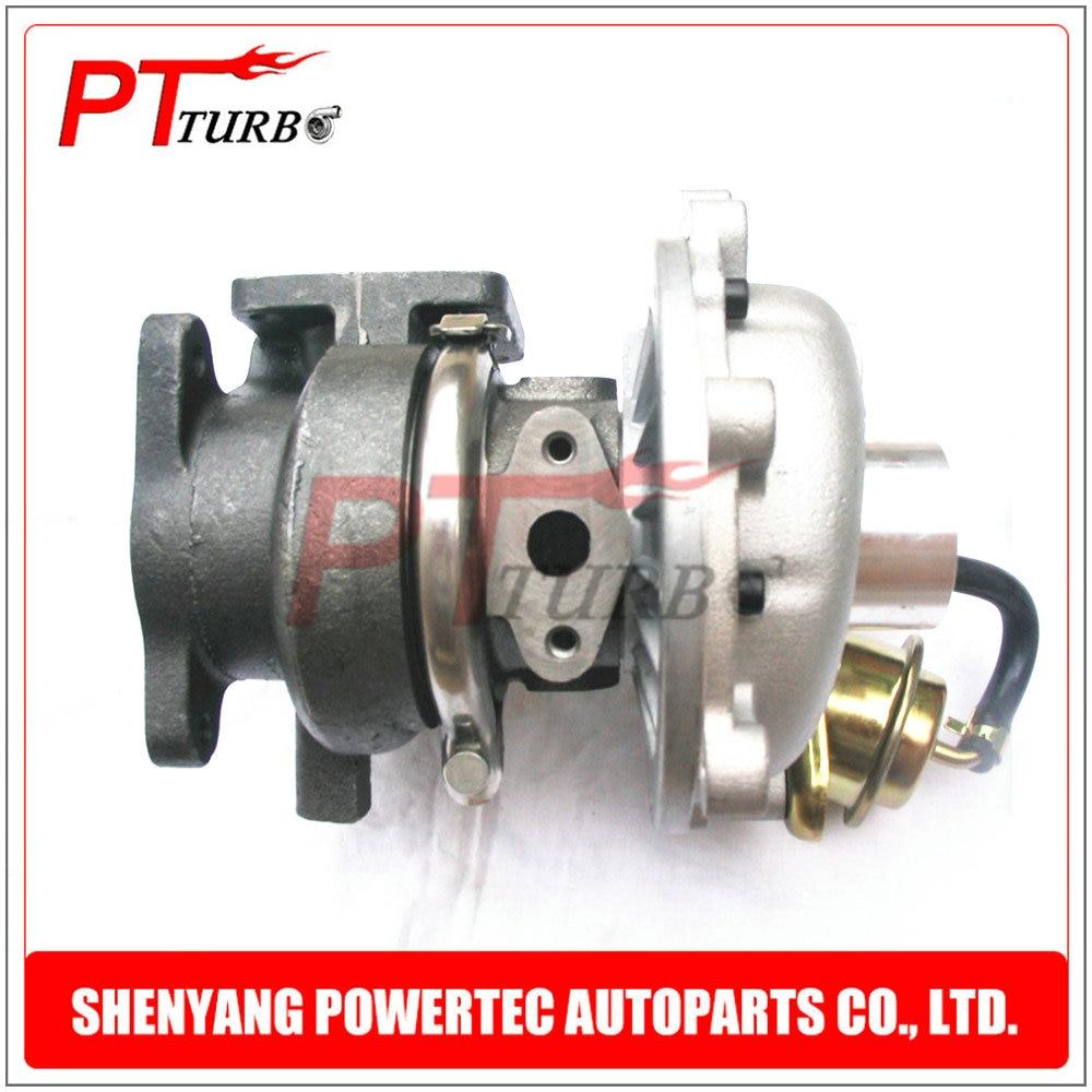 IHI turbocharger RHF5 complete turbo VJ26 VJ33 WL84 VC430089 VA430089 VB430089 VA430090 for Mazda B2500 / MPV / Bravo WL-T 2.5L двигатели mazda r2 rf mzr cd wl wl t дизель 5 88850 287 1