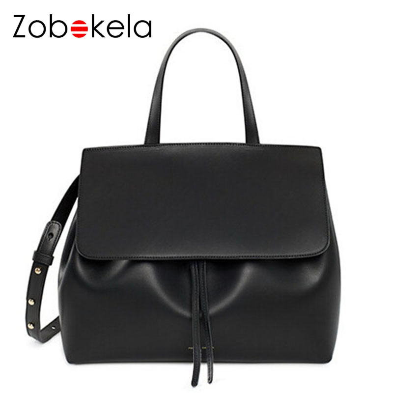ZOBOKELA 2018 women bag luxury handbags women bags designer famous brands messenger crossbody bags for women shoulder bag tote ly shark crocodile cowhide leather women messenger bags luxury handbags women bags designer crossbody bags women shoulder bag