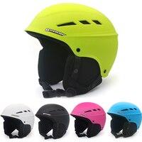 OSHOW Ski Helmet For Adult Half Covered Snowboard Helmet Sports Helmet Mens 58 62cm Head