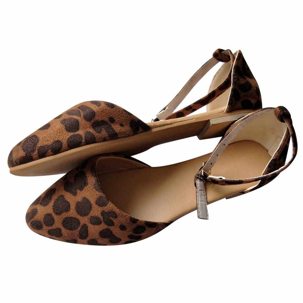 Summer Shoes Women Sandals Heel Platform Buckle Woman Pointed toe Shoes Sandals