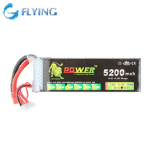 A+ Lithium-ion 22.2V 6S 5200mah 30C Lipo Battery Power For Trex RC Helicopter