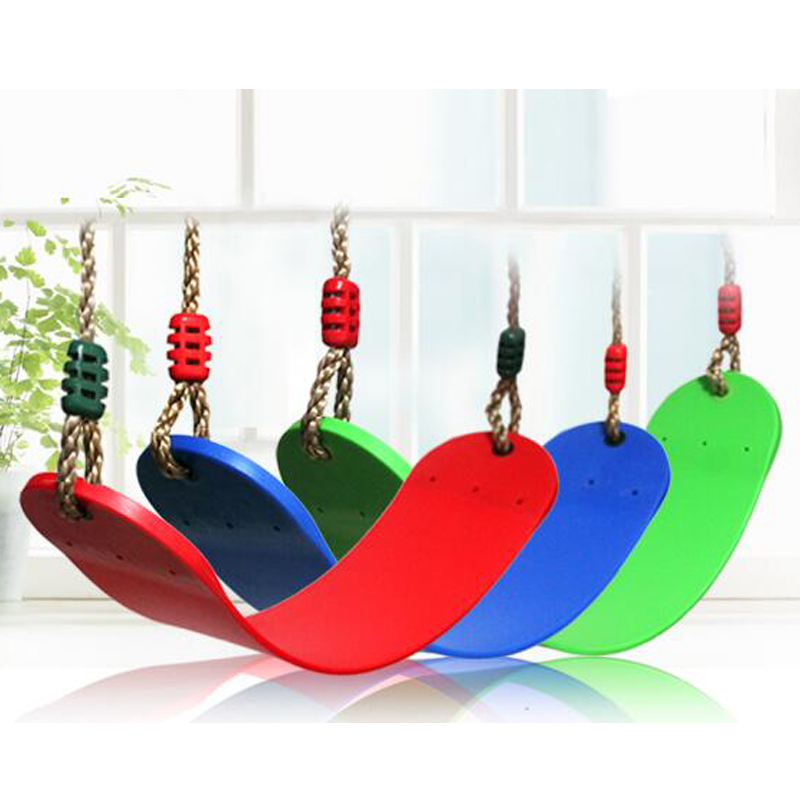 Children adult soft board swing cradle hanging chair children indoor outdoor swing household swing baby swing indoor hanging chair swing children bag brand export outdoor recreation leisure small swing chair