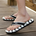 2015Summer slippers Men Casual Flat Sandals, Leisure Soft Flip Flops,EVA Massage Beach Slipper Shoes Men Size39-45 free shipping