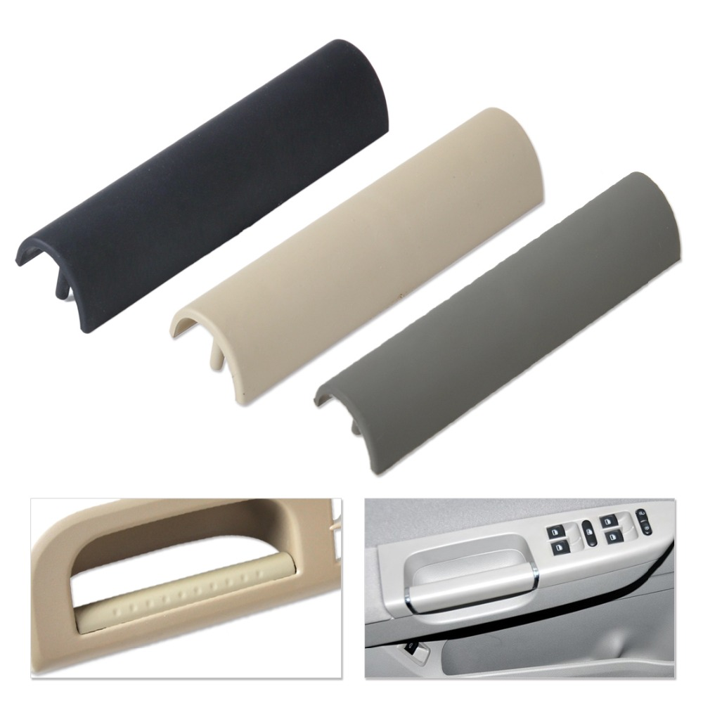3B0867175 New Interior Left Front Door Handle Trim For VW Passat B5 Jetta Bora Golf MK4 <font><b>1998</b></font> <font><b>1999</b></font> <font><b>2000</b></font> <font><b>2001</b></font> <font><b>2002</b></font> <font><b>2003</b></font> <font><b>2004</b></font> <font><b>2005</b></font>