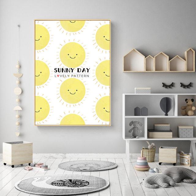 Online Shop Cartoon Lion Panda Canvas Art Posters and Prints ...