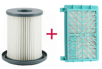 High Quality Can Track 2pcs Hepa Filter For Philips FC8732 FC8734 FC8736 FC8738 FC8740 FC8748 Free