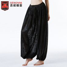 New Tribal Belly Dance Unisex Gypsy Bloomers Harem Yoga Pants Women Belly Dance Tribal Trouser Boho