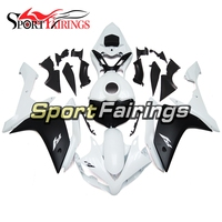Sportbike Cowling For Yamaha 2007 2008 YZF1000 R1 Motorcycle Bodywork YZF R1 07 08 ABS Injection White Black Fairing Kit