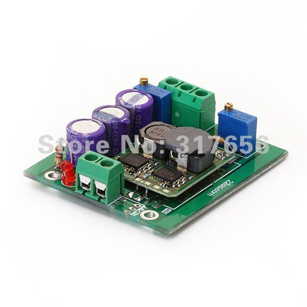 DC to DC Adjustable Dual Way Output Step Down Power Module 6A & 5.5A 7-20V to 1-16V