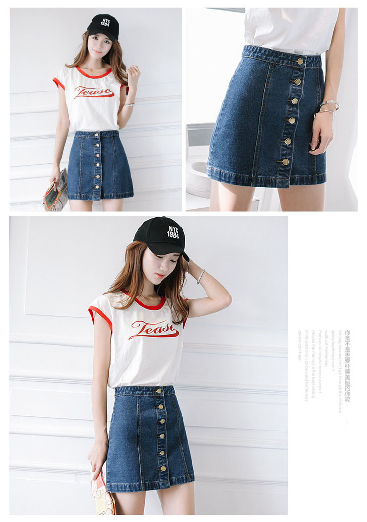 HTB1yMzVQFXXXXXtXpXXq6xXFXXXV - FREE SHIPPING Women High Waist Retro Denim Skirt JKP275