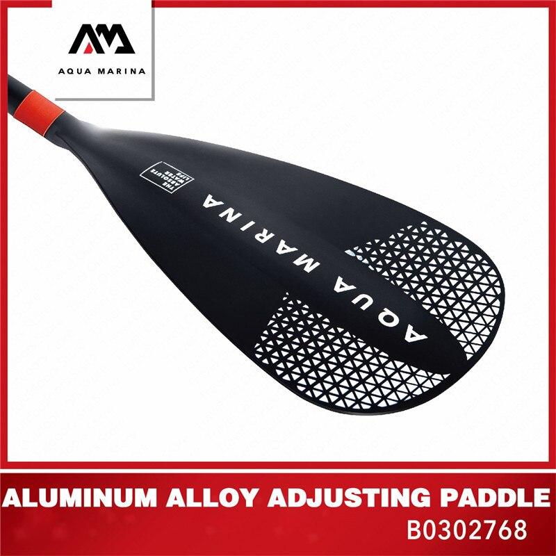 AQUA MARINA Surfing New SUP Paddle SPOTRS III Aluminium Surfing Board Paddle Adjustable Surfboard Paddle 3