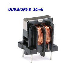Free ship 30pc 30mh wave filter common mode inductors uu9 8 uf9 8 common mode inductor.jpg 250x250