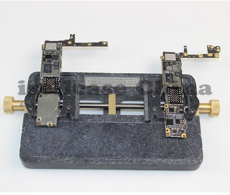 Wozniak Dispositivo Universale Ad Alta temperatura telefono Chip IC della scheda madre Giga Scheda Supporto Manutenzione cpu Riparazione Stampo per iphone