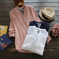 Hot sale Casual Women Blouses Women Shirts Female Solid Color Blusas Femininas Loose Blouse Ladies Top Soft OL Camisa Feminina