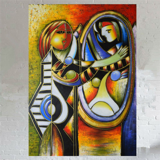 Aliexpresscom  Buy 100 Hand painted oil painting on
