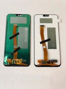 Image 5 - 100% اختبار 5.84 ل هواوي honor 10 honor 10 COL L29 كامل شاشة الكريستال السائل + محول الأرقام بشاشة تعمل بلمس قطع تجميع الأصلي LCD bkl l04