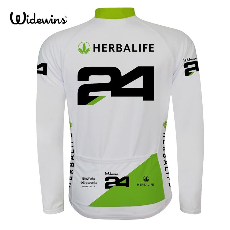 HERBALIFE 24 Հեծանվավազք Jerseys Ropa Ciclismo - Հեծանվավազք - Լուսանկար 3