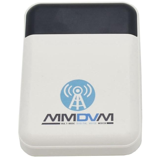 AABB-UHF/VHF + Wifi Kỹ Thuật Số Kích Mmdvm Hỗ Trợ DMR P25 Động Cơ YSF Qso Bên Trong Pin