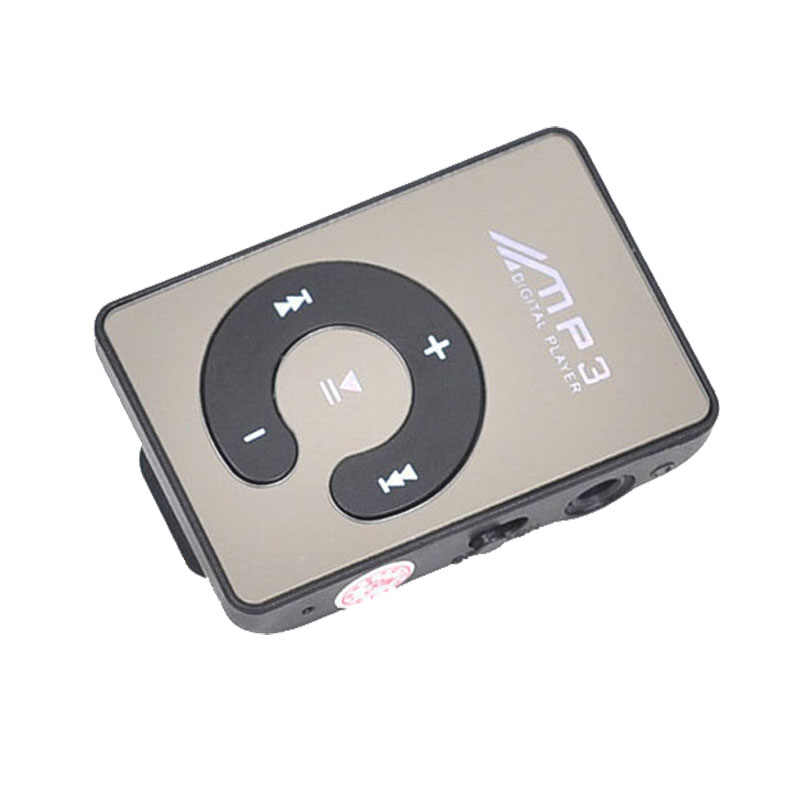HIPERDEAL Mirror Clip USB Digital MP3 Player Mini Music Media Player Support Micro 1-8GB SD TF Card Walkman Lettore D30 Jan11