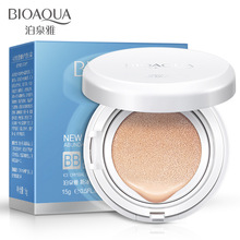 BIOAQUA Whitening BB Cream Refreshing Oil Control Concealer Modified Skin Pores Air Cushion Makeup Foundation
