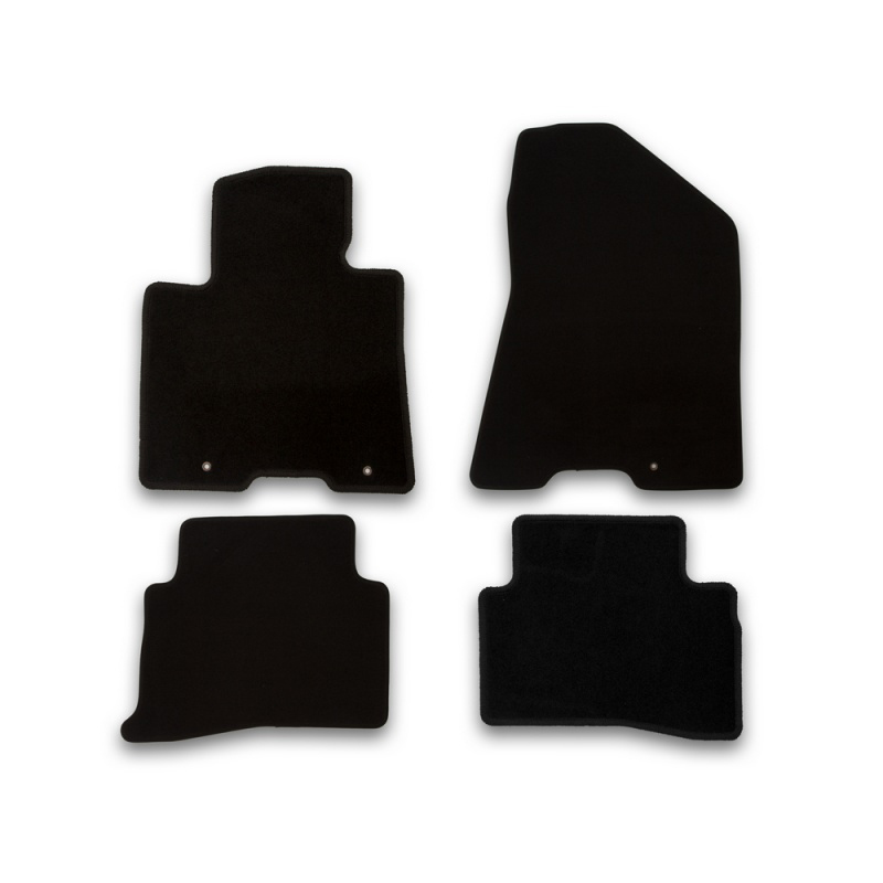 Car Mats 3D salon For RENAULT Logan/Logan MCV, 2014->, front left, 1 PCs (polyurethane) mcv медицина