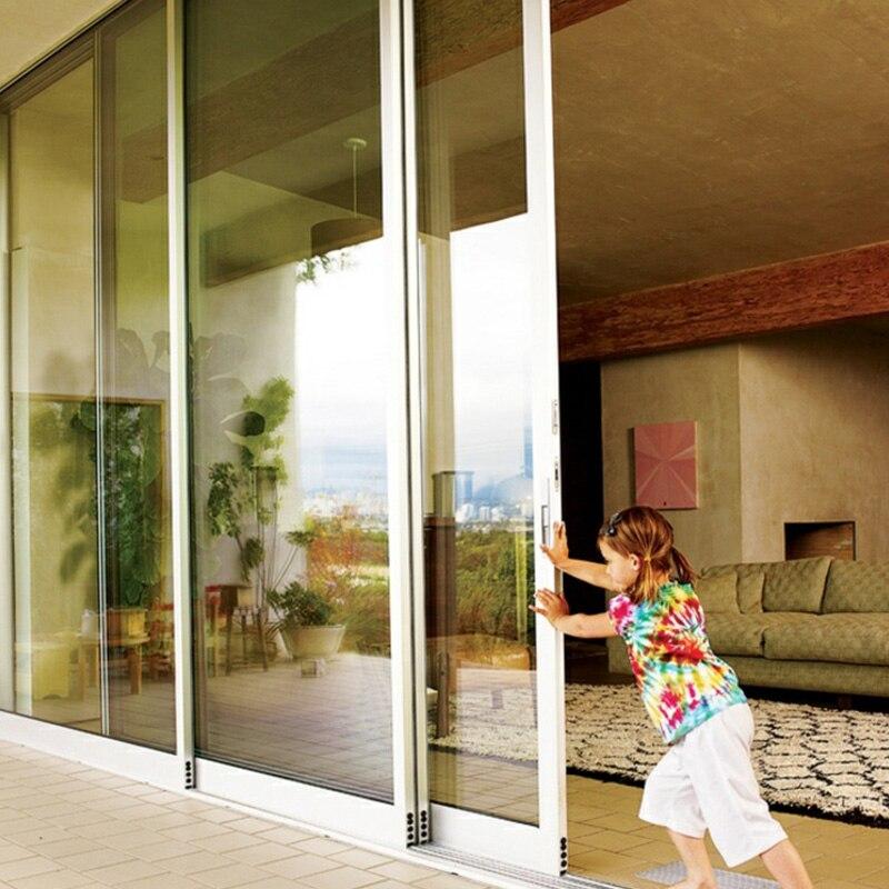 Nouveau 1000 CM * 40/50/60/70/80/90 miroir argent solaire fenêtre Film isolation UV réfléchissant One Way intimité voiture maison bureau décoration