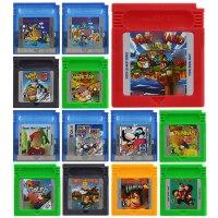 Video Game Cartridge 16 Bit Game Console Card Mari and Donkeyy kong SeriesVideo Game Cartridge 16 Bit Game Console Card Mari and Donkeyy kong Series