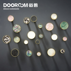 Dooroom Brass Hooks Shell Nordic Pastoral White Gold Bathroom Indoor Kitchen Hallway Wall Clothes Hooks Wall Hangings Row Hooks